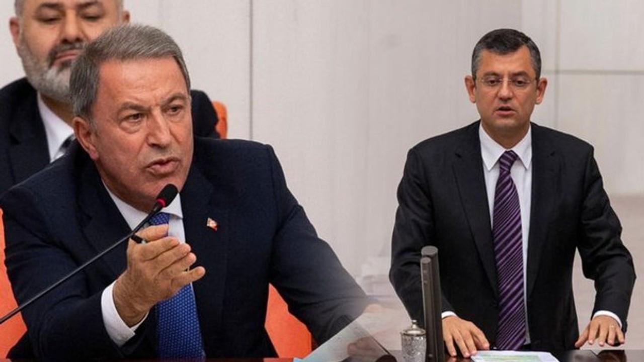 CHP'li Özel, Akar'a 15 bin lira tazminat ödeyecek