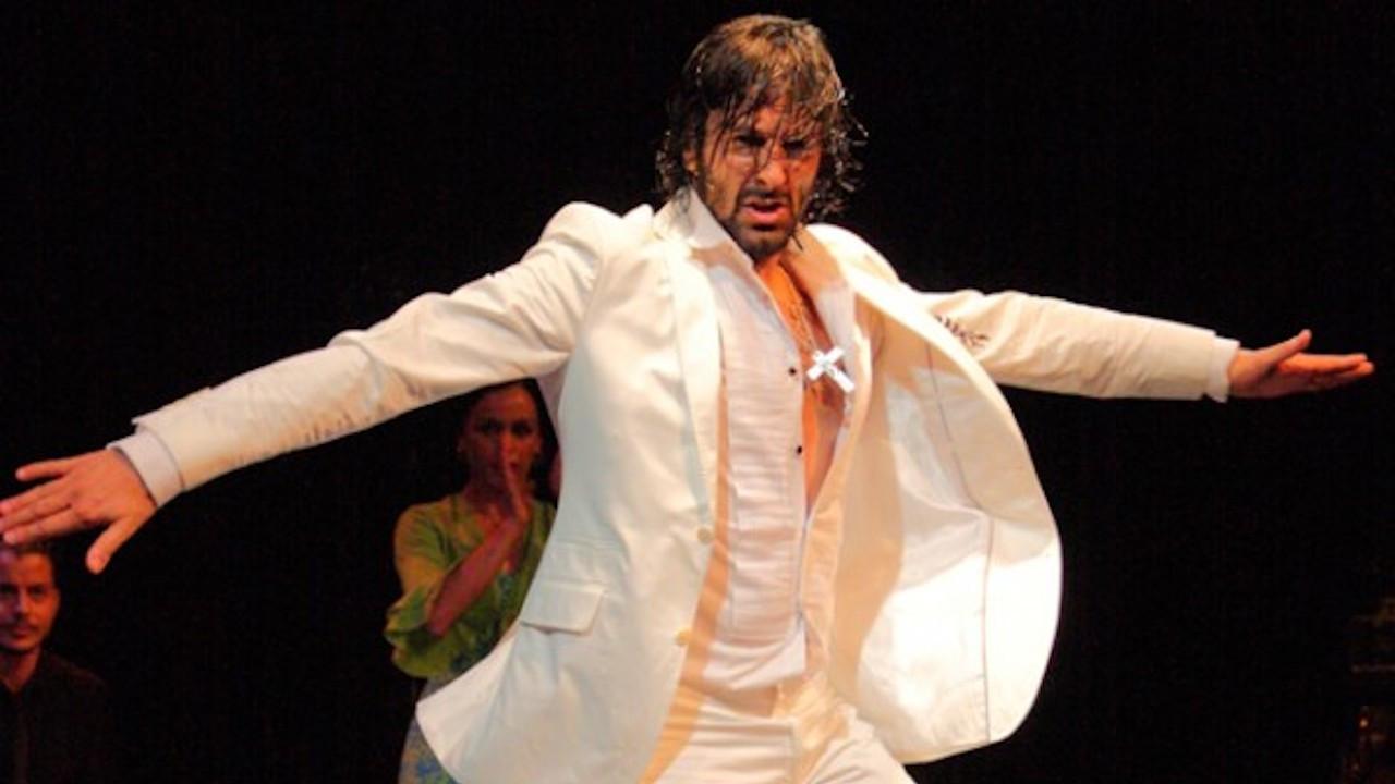 Flamenko dansçısı Rafael Amargo, uyuşturucu kaçakçılığından gözaltında