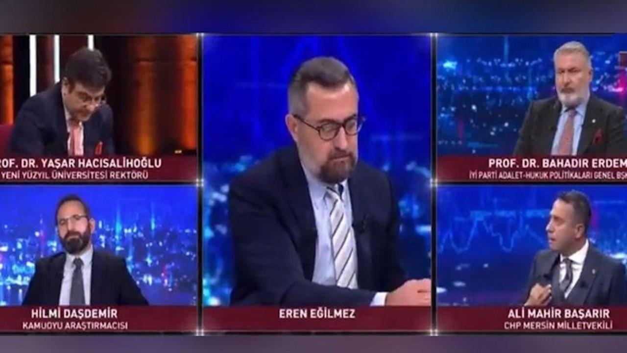 Habertürk'ten RTÜK'e ceza tepkisi: Bir infaz kararıdır