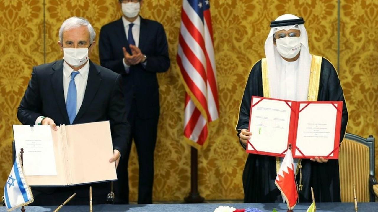 Bahreyn: İran'a karşı İsrail'in yanındayız