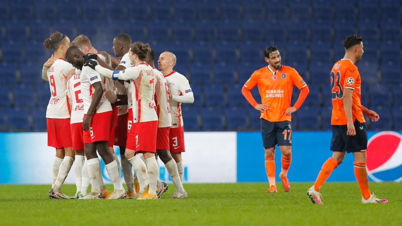 Başakşehir Avrupa kupalarına veda etti