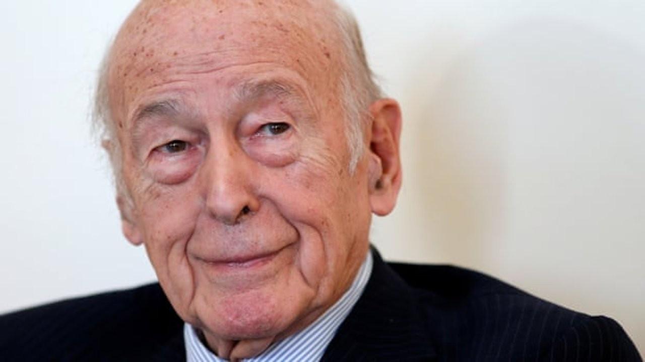 Fransa'nın eski cumhurbaşkanlarından d'Estaing koronadan öldü