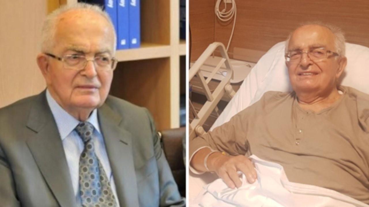 DYP'li eski bakan Nevzat Ayaz öldü