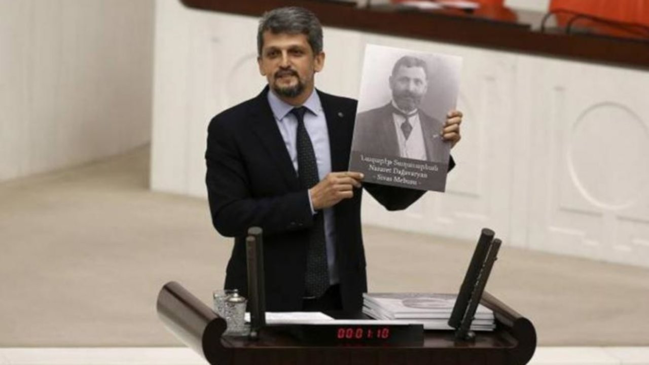 AYM, 'Soykırım' ifadesine ceza verilen Paylan'ın başvurusunu reddetti