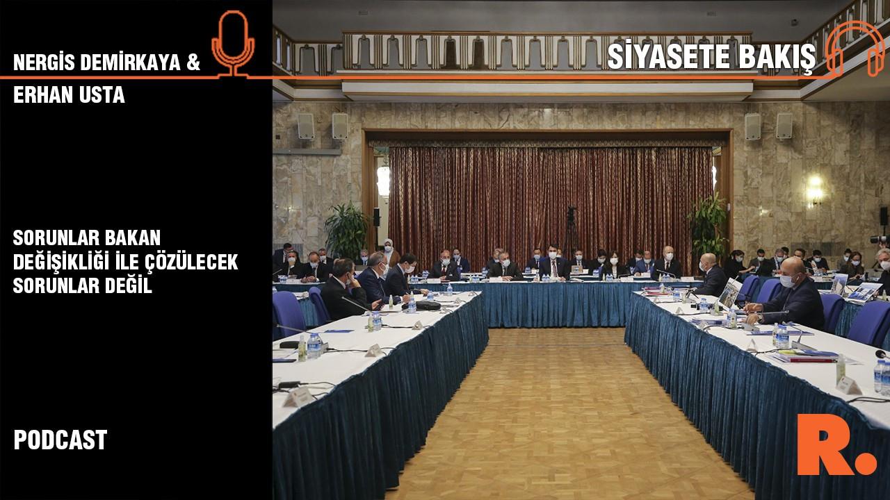 Erhan Usta: Sorunlar bakan değişikliği ile çözülecek sorunlar değil