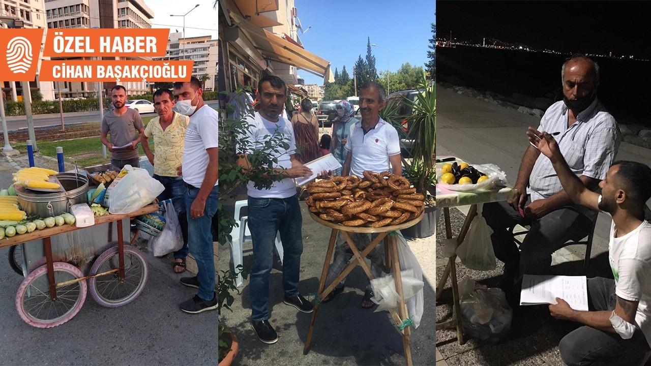 Seyyar satıcılar: Sokaklar, 'çıkmaza' döndü, cezaları affedin