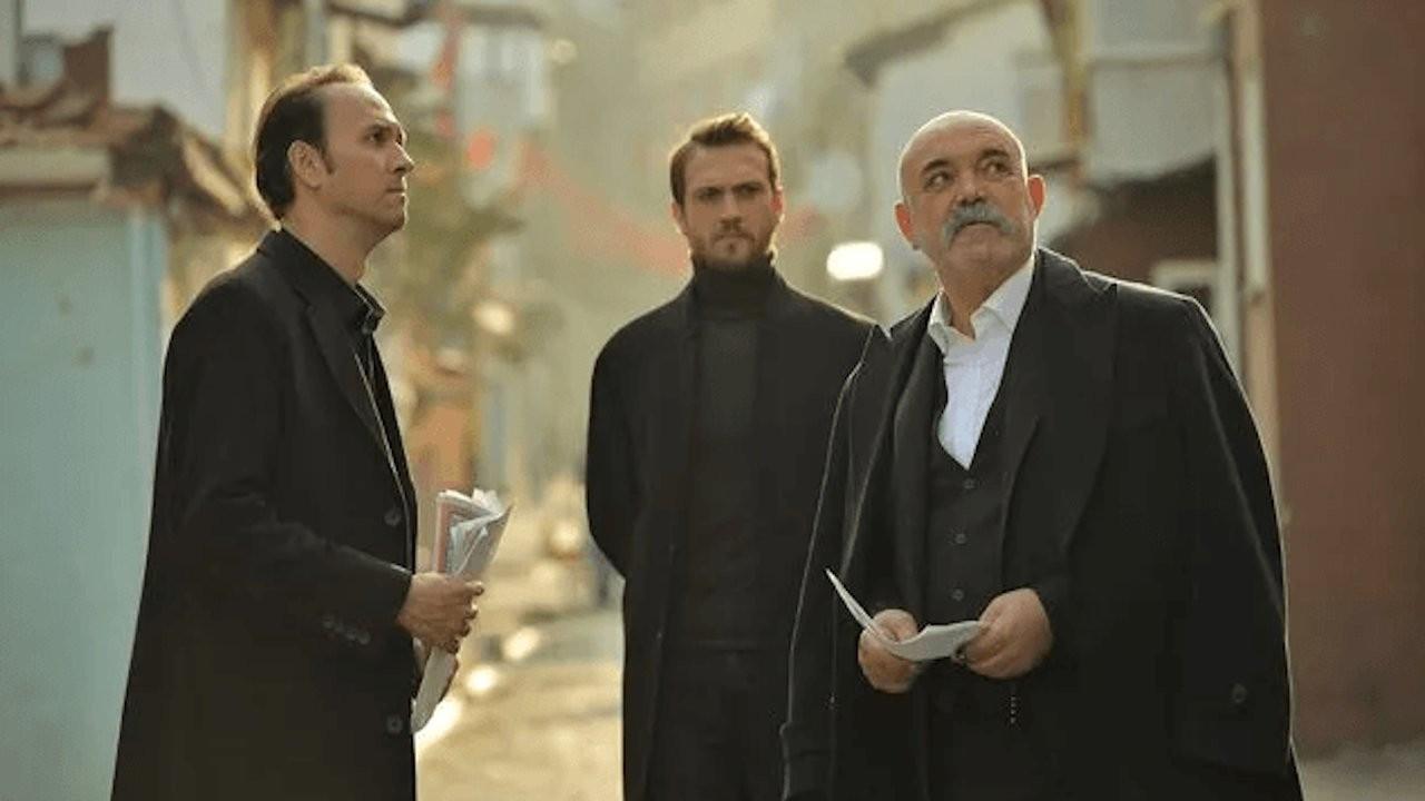 Ercan Kesal Çukur'a döndü!