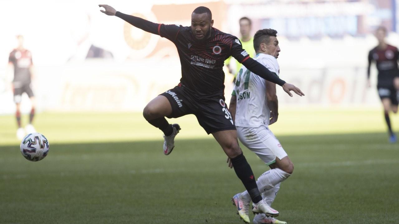 Süper Lig'de lider ilk kez yenildi: 2-1
