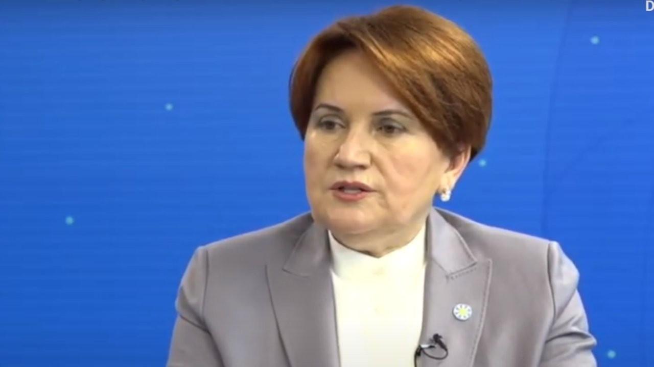 Akşener: Erdoğan kışı sevmez, haziranda seçim bekliyorum