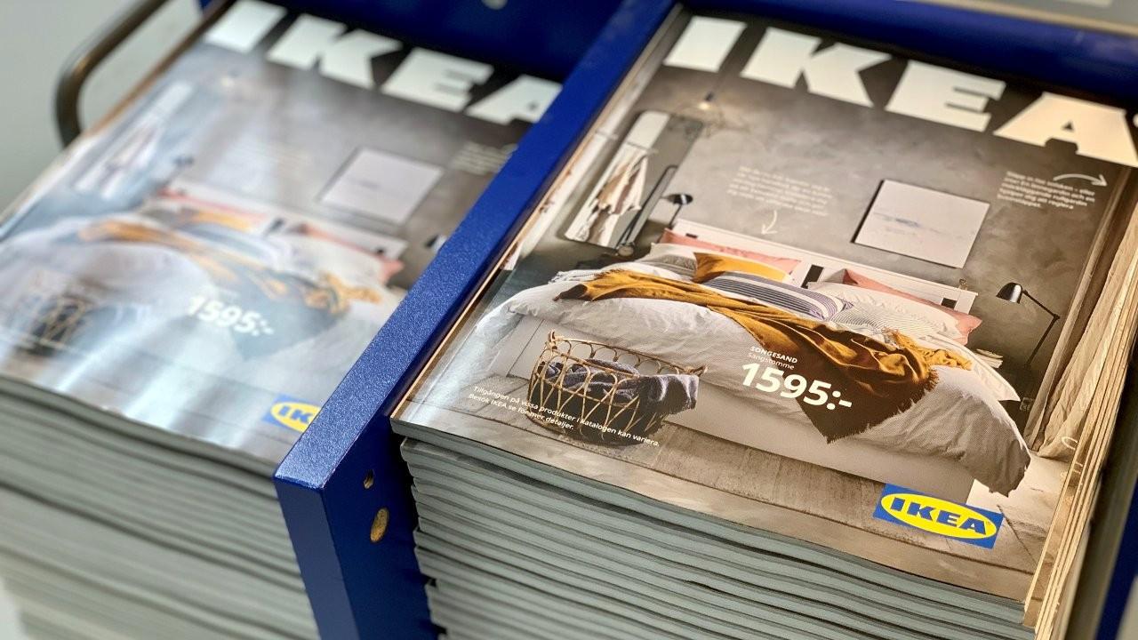 IKEA kataloğu tarihe karışıyor