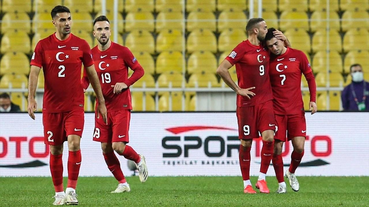 Dünya Kupası elemelerinde Türkiye'nin rakipleri belli oldu
