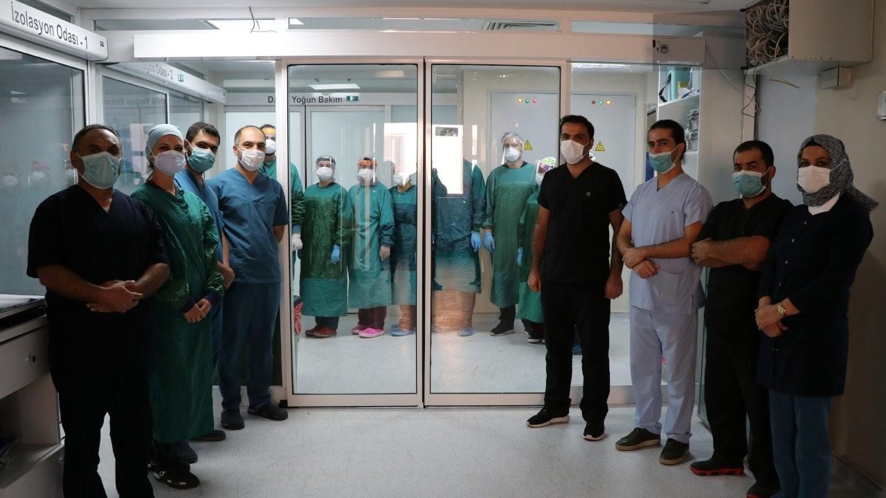 Kasım ayında 63 sağlık çalışanı koronadan vefat etti