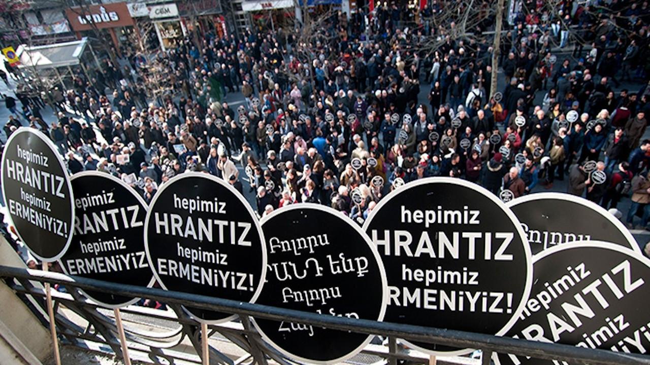 Savcılık: Hrant Dink anmasına talimatla mı katıldın?