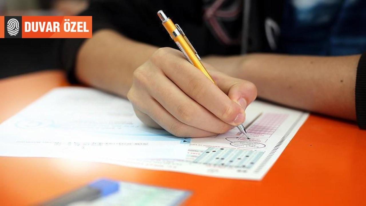 Sınavda şaibe iddiası: Kazanamayan aday kayda çağrıldı