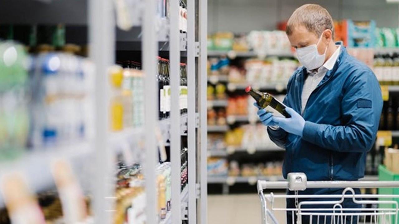 Marketlerde de hafta sonu alkol satışı yapılmayacak