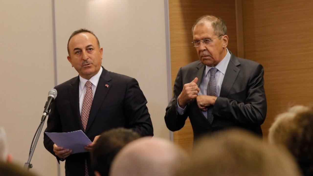 Rusya Dışişleri Bakanı Sergey Lavrov yarın Türkiye'ye geliyor