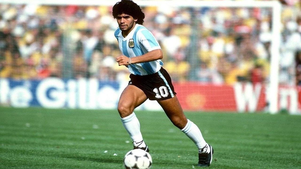 Arjantin'de meclise önerge verildi: Maradona'nın resmi banknota basılsın