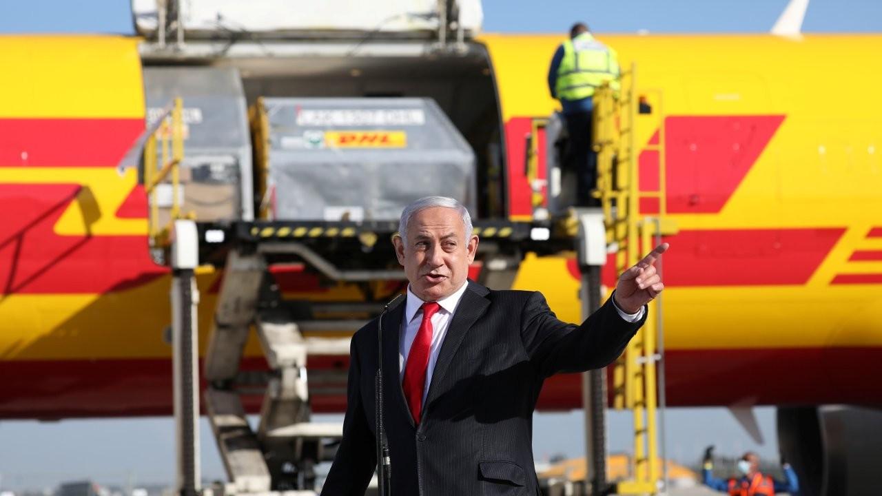 Pfizer aşıları İsrail'e ulaştı, Netanyahu 'İlk ben olacağım' dedi
