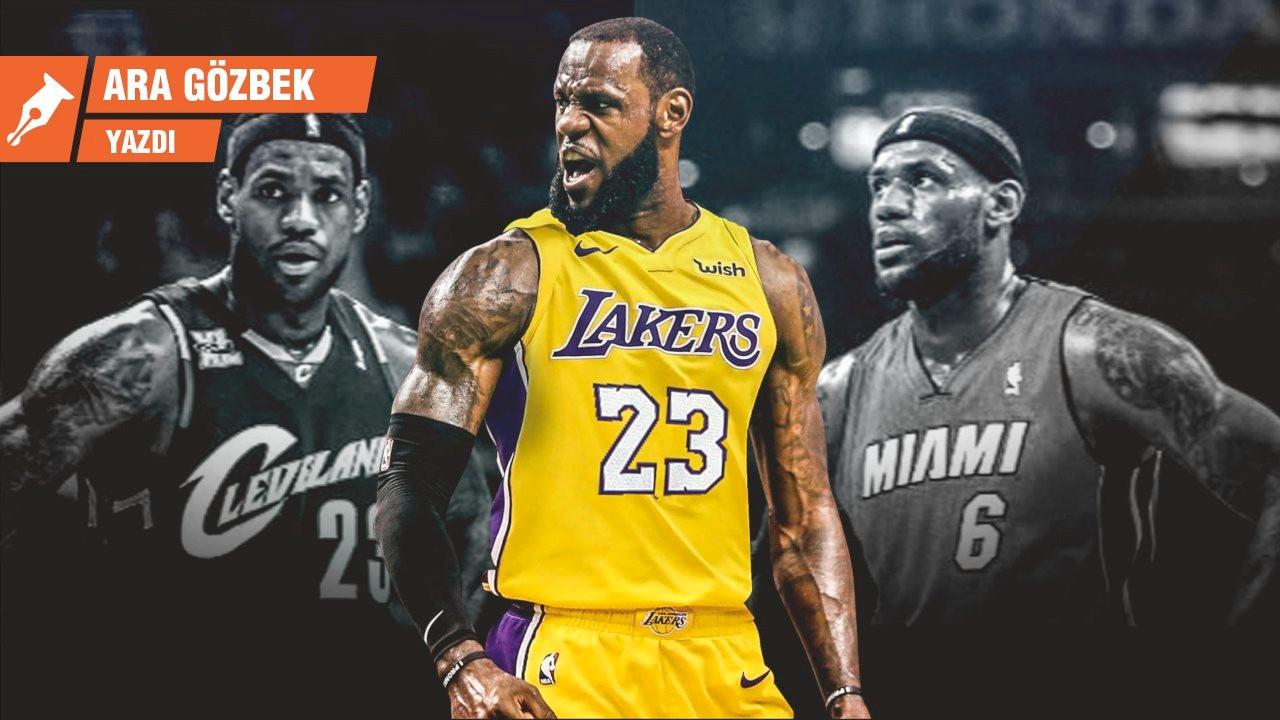 NBA'de 'oyuncu hareketleri' ve bileşenleri