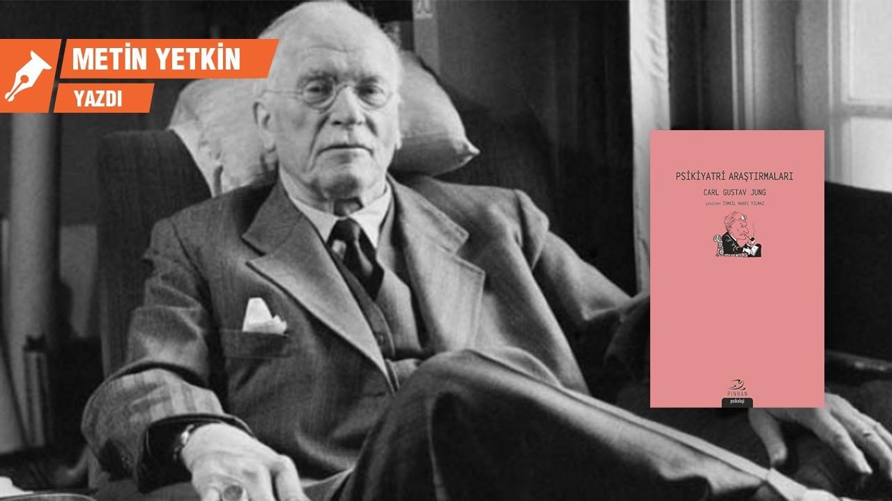Jung'un ilk dönem izleği: Psikiyatri Araştırmaları