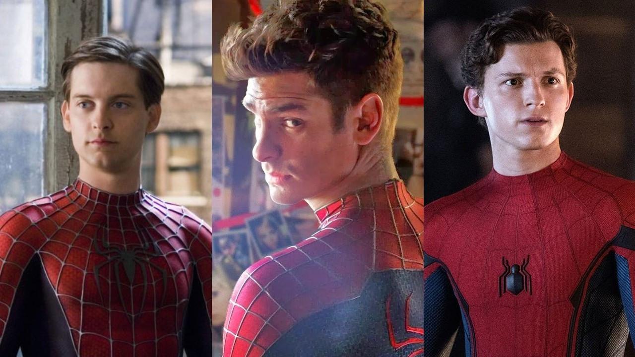 Yeni Örümcek Adam filmi bütün Örümcek Adamları bir araya getirecek