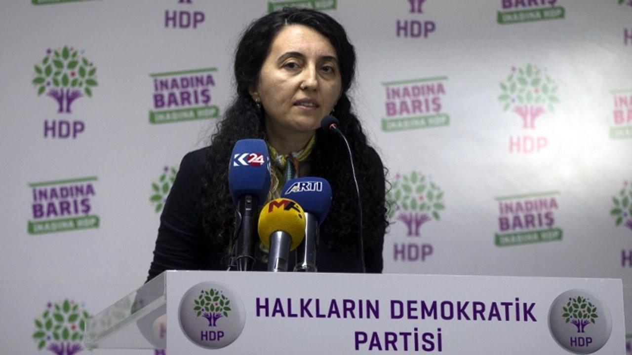 HDP: Açlık grevlerinin çözüm talebi, talebimizdir