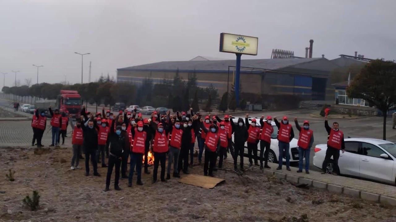 Ekmekçioğlu işçileri: Ahlaksızlıkla suçlanmayı reddediyoruz