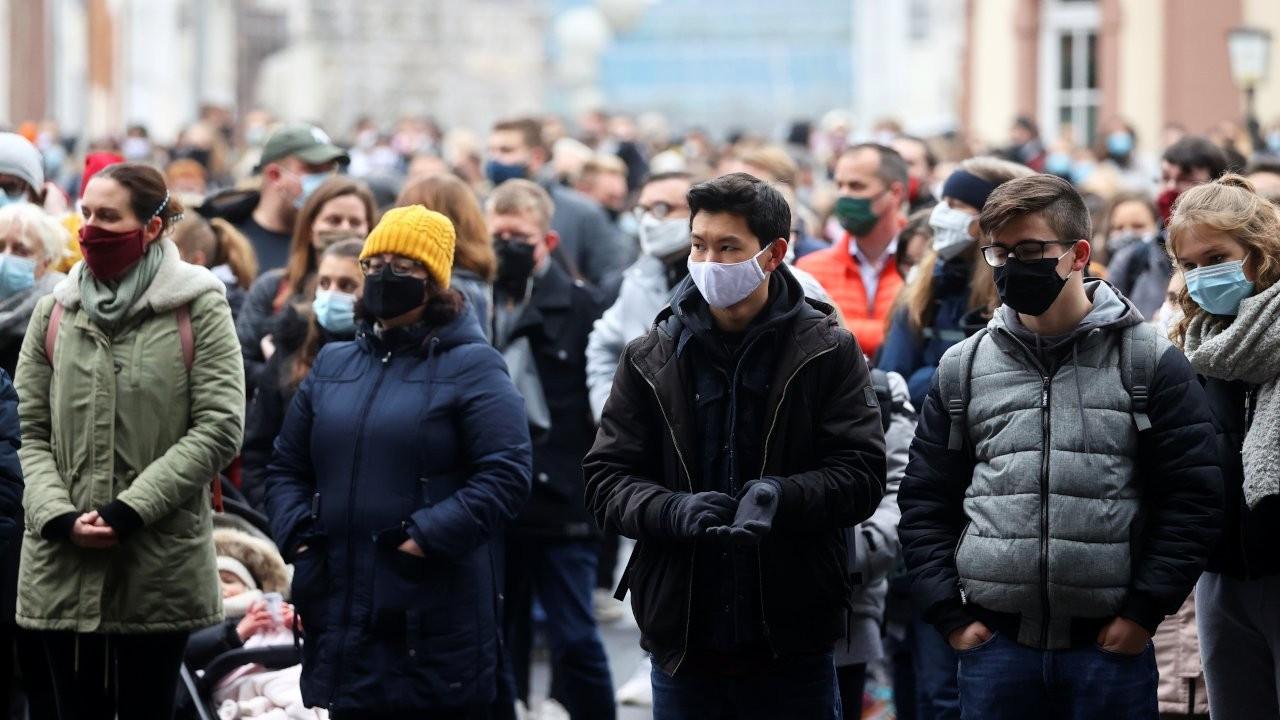 Araştırma: Maske enfeksiyon riskini yüzde 45 azaltıyor