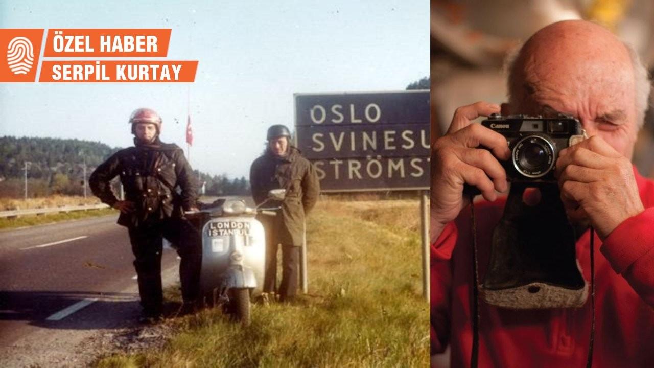 Türkiye'nin ilk motosiklet gezgini Osman Gürsoy'a veda