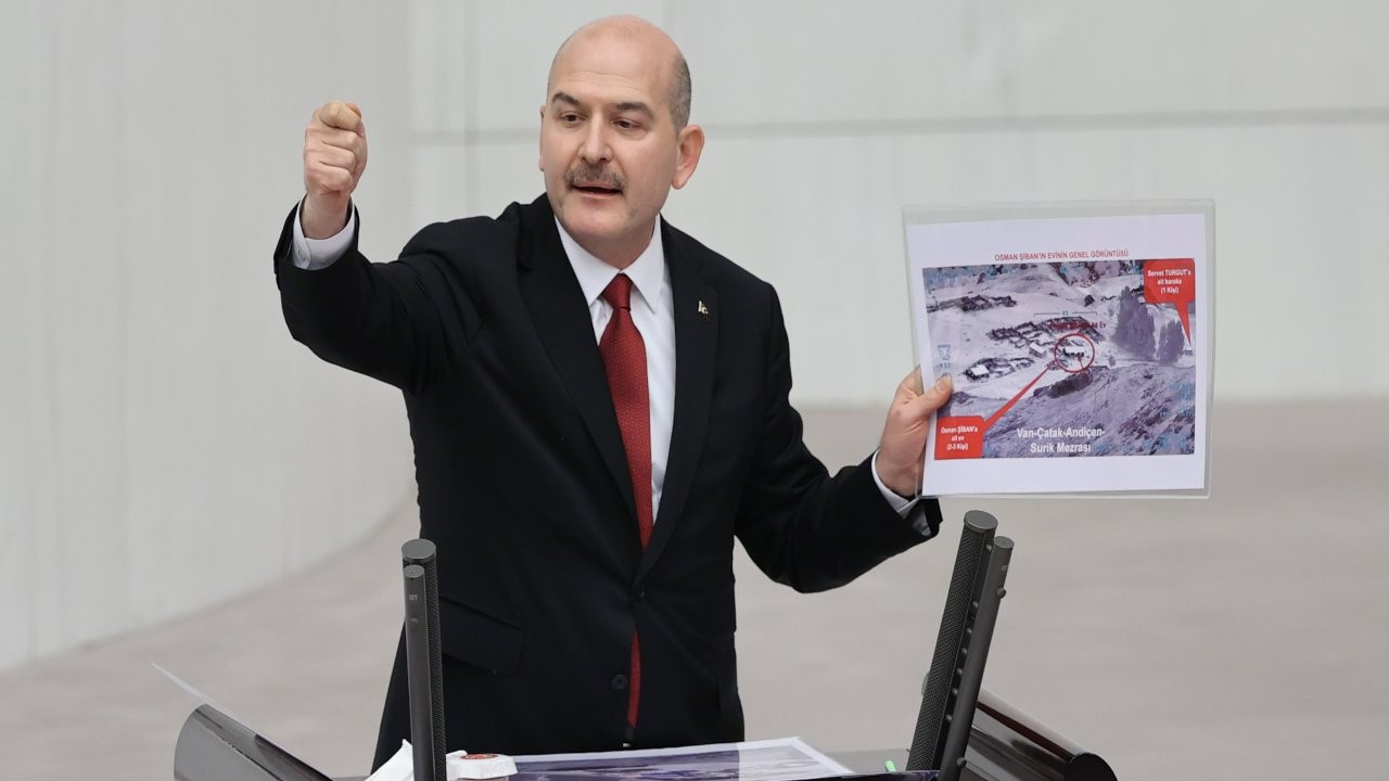 TBMM'de AK Partili ve HDP'li vekiller arasında gerilim