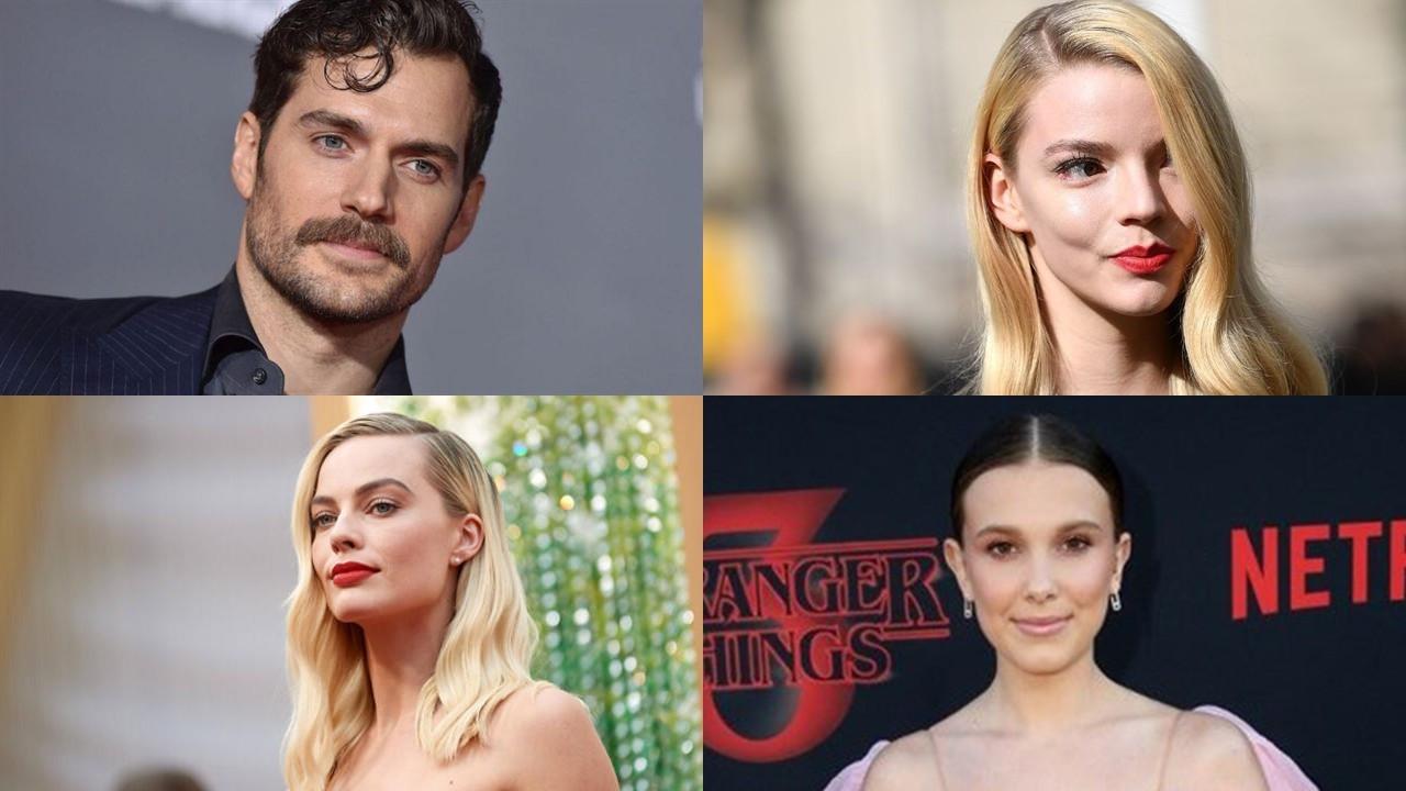 IMDb'ye göre 2020'ye damga vuran 10 oyuncu
