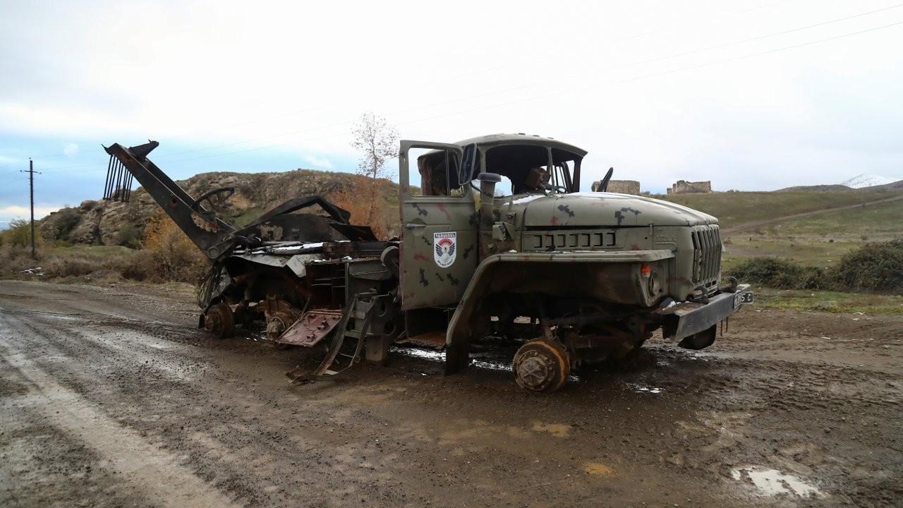 Dağlık Karabağ'da ateşkesi ihlali: Taraflar birbirlerini suçladı
