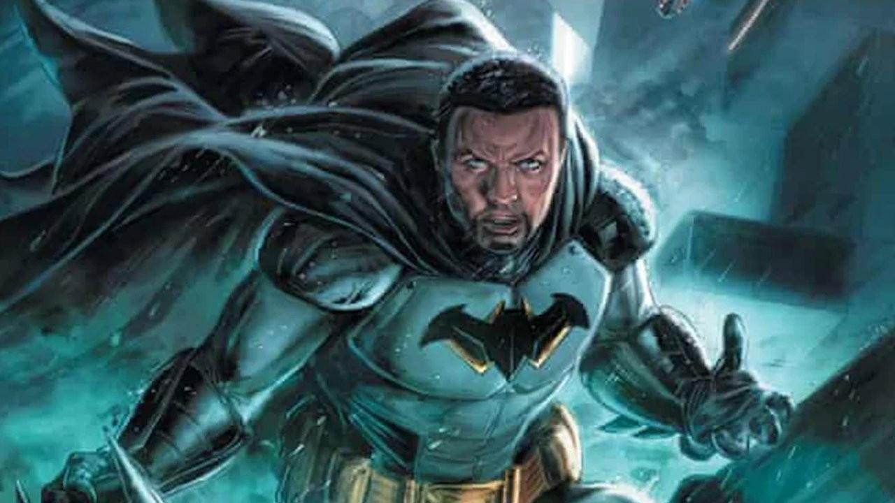 DC Comics: Batman, siyah olacak