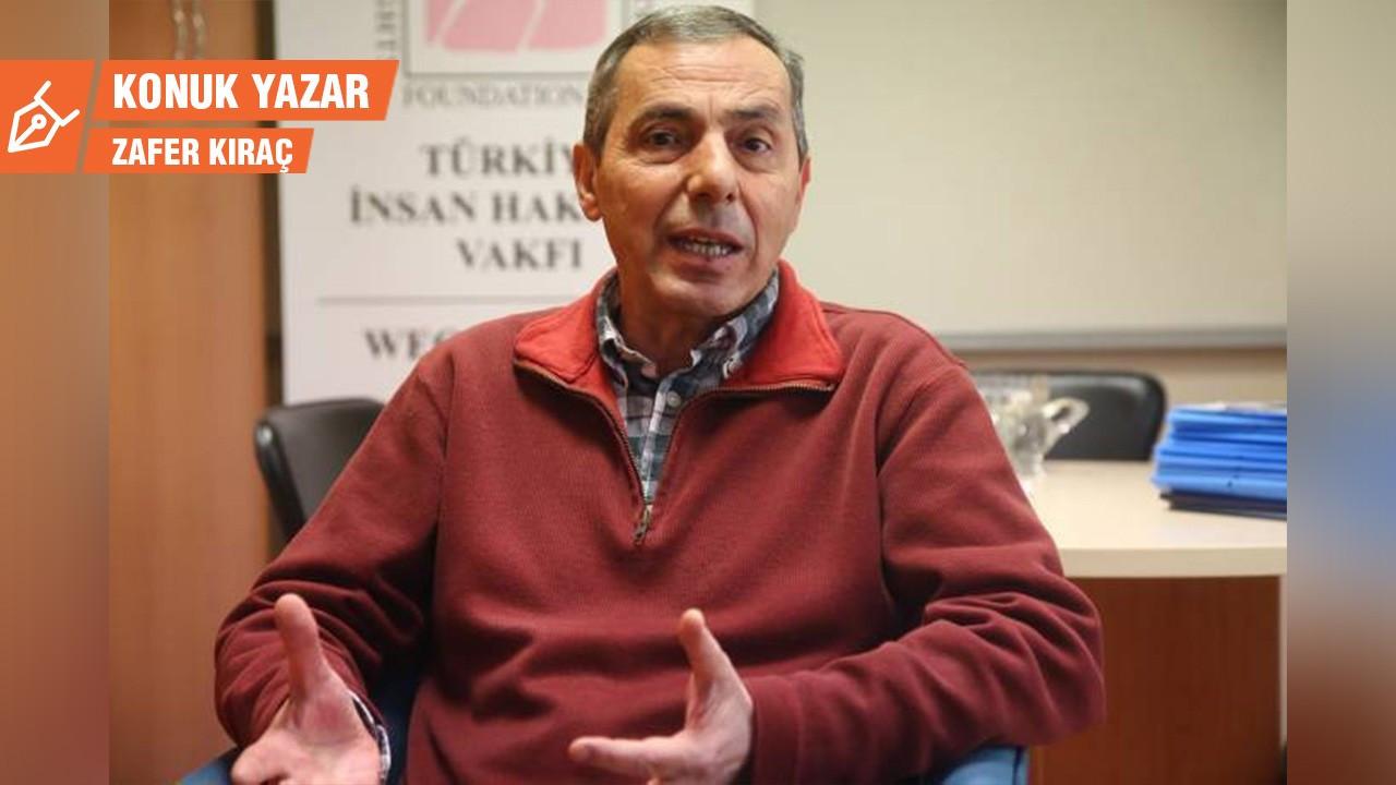 TİHV Başkanı Bakkalcı: İstanbul Protokolü'ne sahip çıkmalıyız