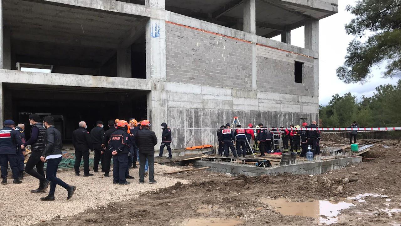 Denizli'de egzoz gazından zehirlenen 8 işçiden 4'ü öldü