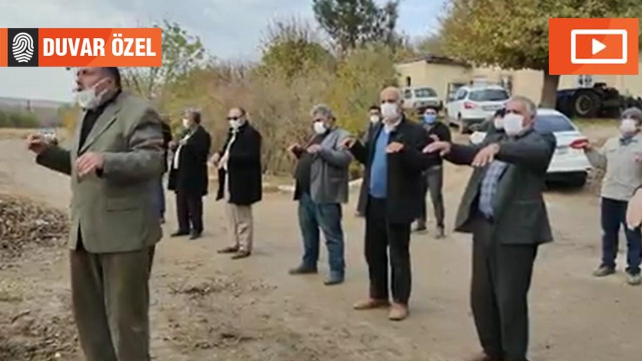 Urfa'da köylüler elektrik duasına çıktı: İşimiz Allah'a kalmış