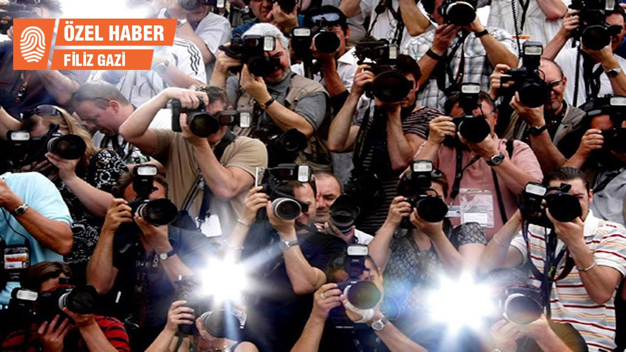 Magazin muhabirleri: O şaşaalı hayattan çıkıp otobüse biniyorlar