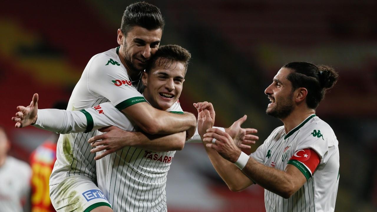 Türkiye Kupası'nda 4 takım turu geçti