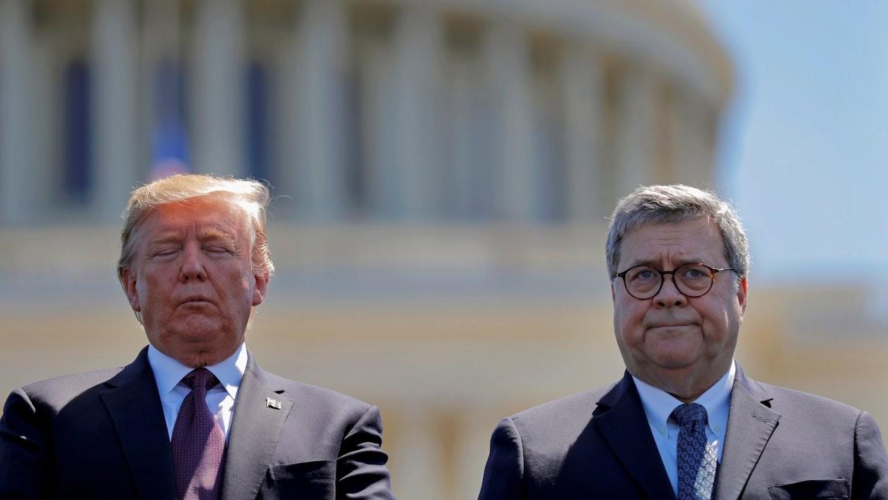 Barr, Trump'ın sadakat testini geçemedi