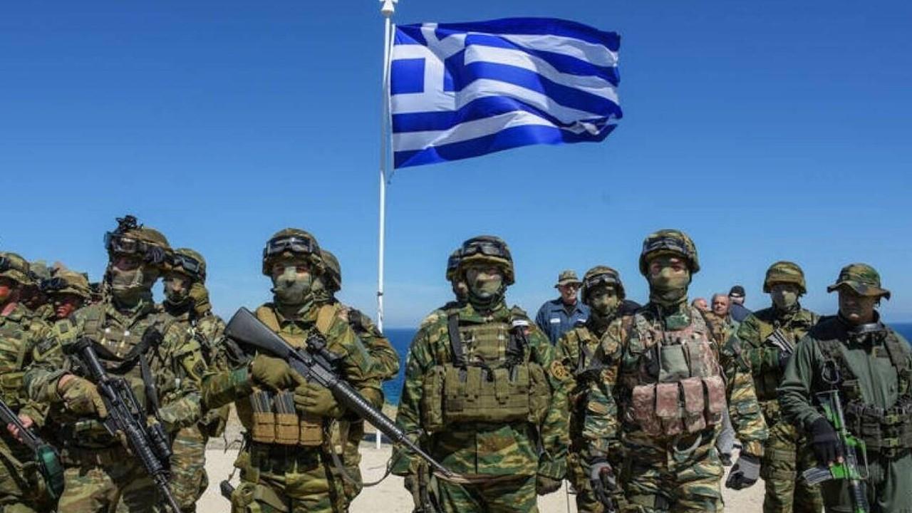 Yunanistan'ın savunma bütçesi belli oldu: Askeri harcama 5 kat artacak