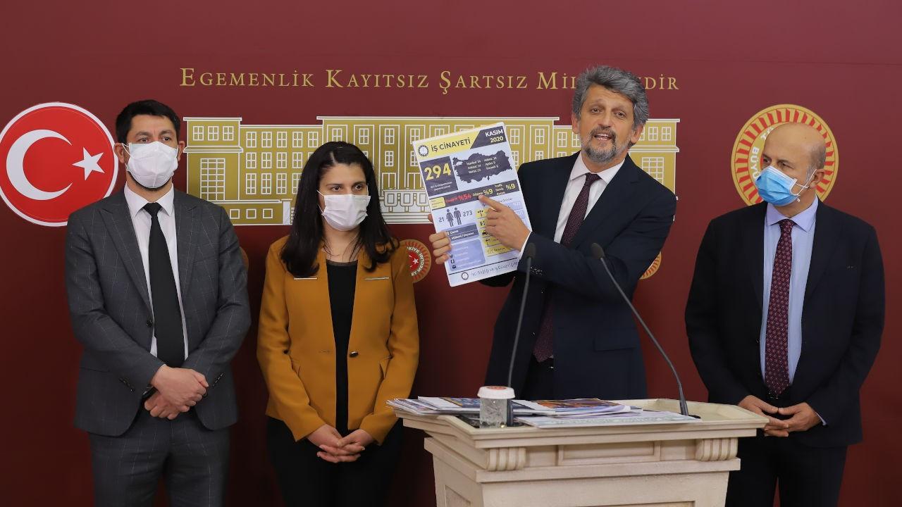 HDP: 28 gün tam kapanma öneriyoruz