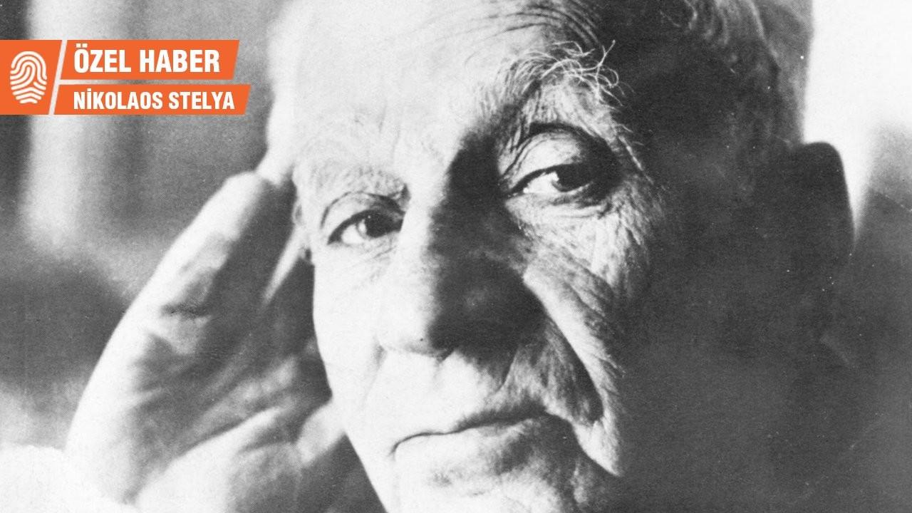 Kostas Varnalis: Krizdeki Yunanistan komünist şairini anıyor