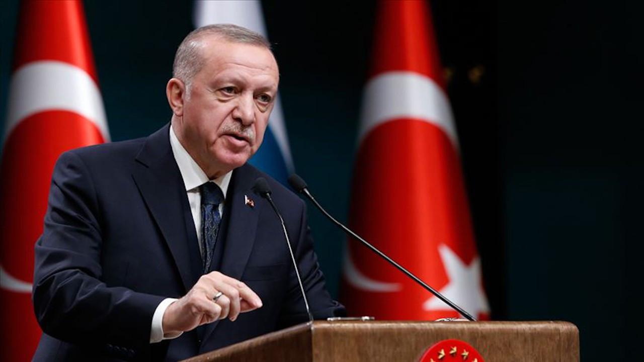 Erdoğan'dan yaptırım tepkisi: Bu nasıl ittifak, bu nasıl müttefiklik