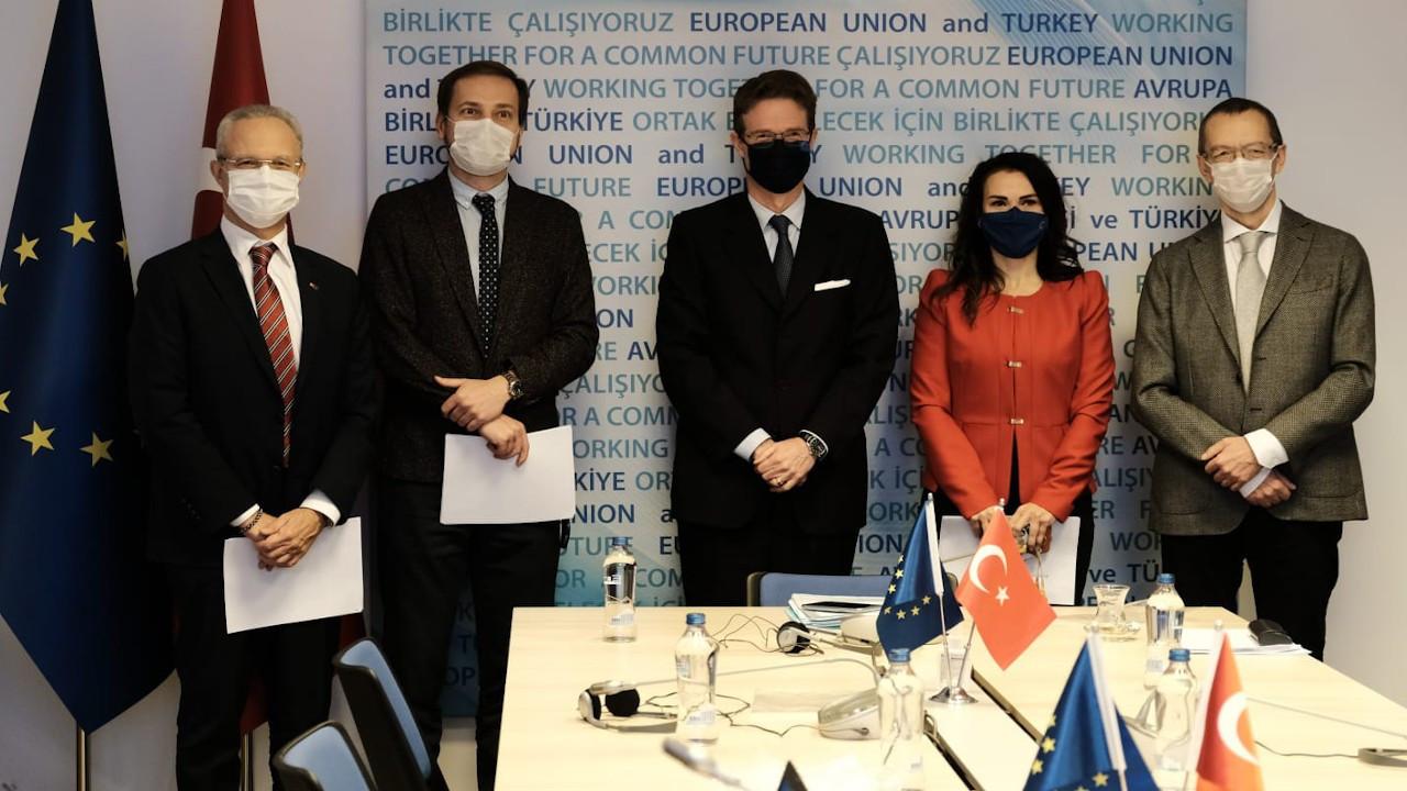 AB ile mülteci anlaşması imzalandı