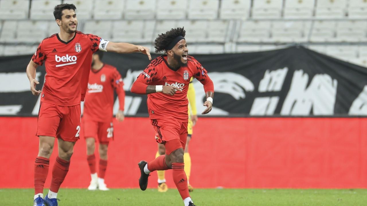Beşiktaş kupada son 16 turuna yükseldi