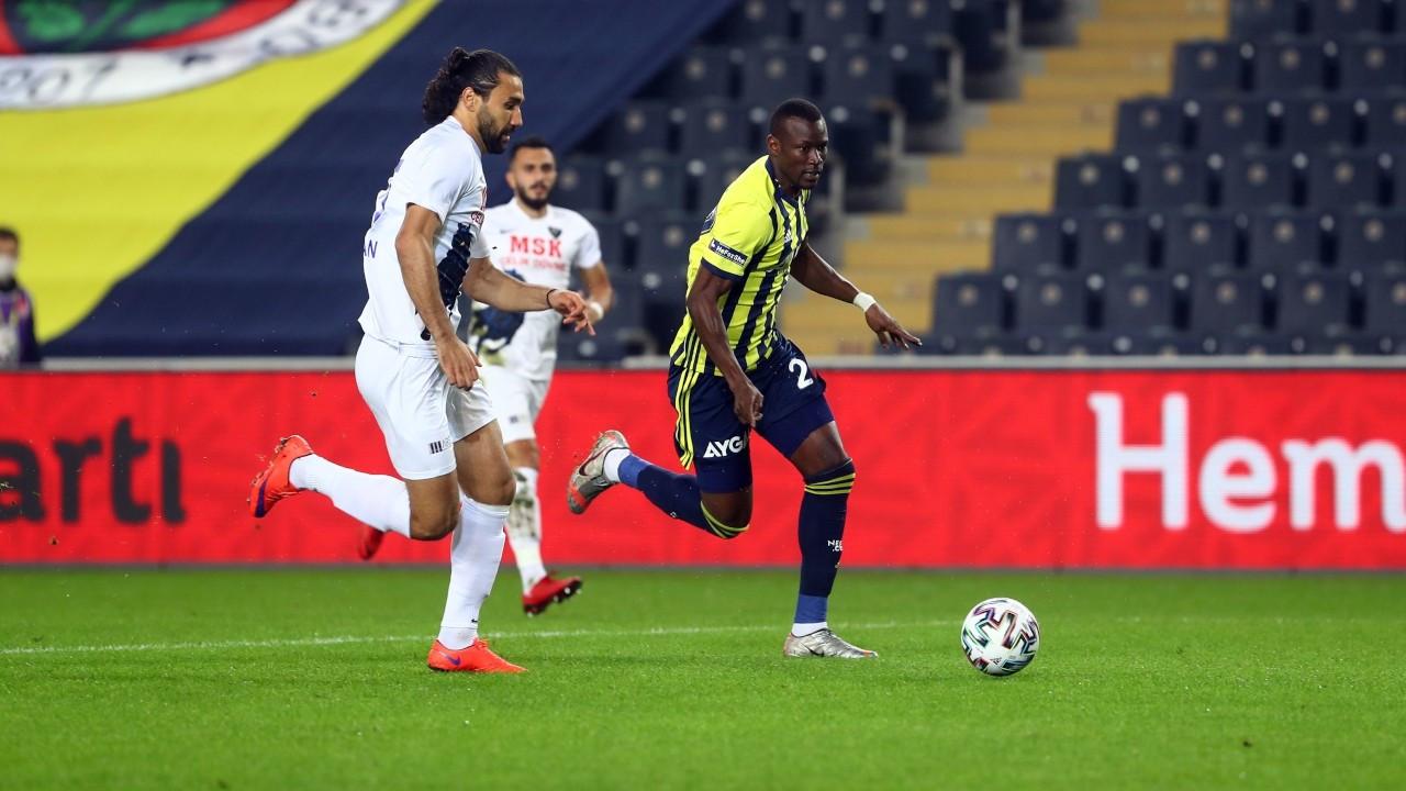 Fenerbahçe turu tek golle geçti