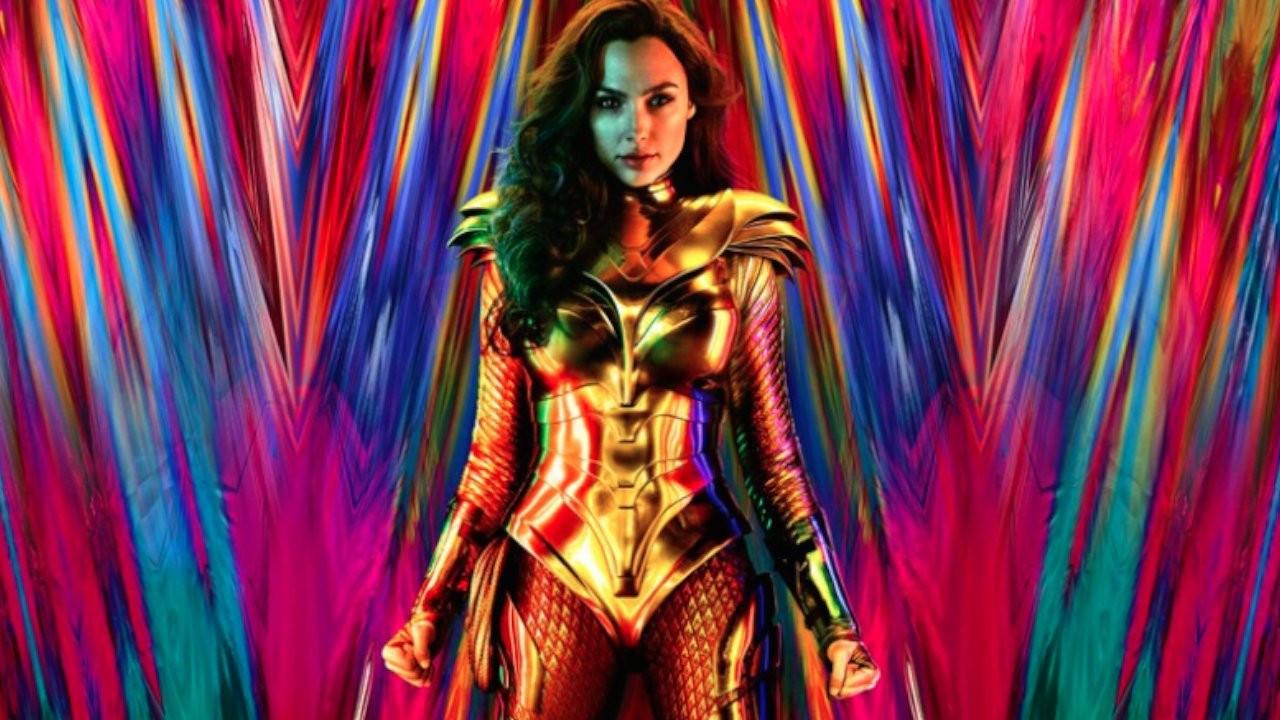 Wonder Woman 1984 filminin açılış sahnesi yayınlandı