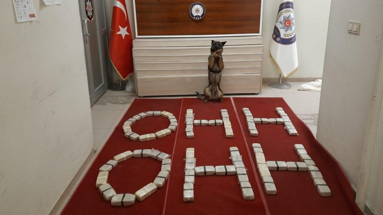 Uyuşturucu paketleriyle 'Ohh Ohh' yazıldı: Servis edilen videoda Soylu'nun sesini kullanıldı
