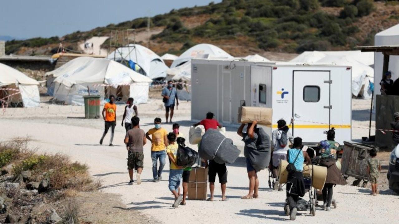 Almanya: Midilli'deki sığınmacı kampında durum korkunç