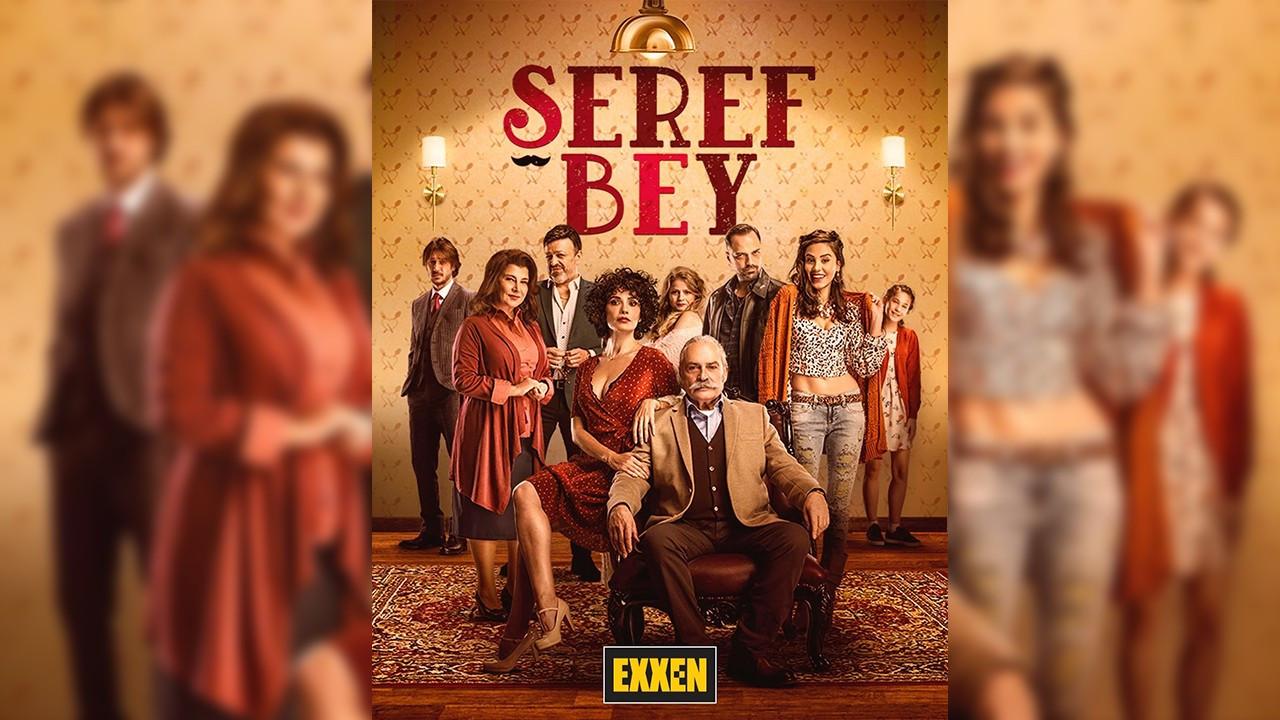 Exxen dizisi 'Şeref Bey'den ilk fragman yayınlandı